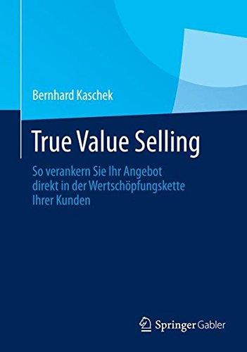 True Value Selling