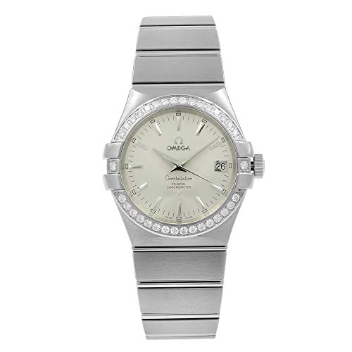 Omega Constellation 2009 35mm orologio 12315352002001