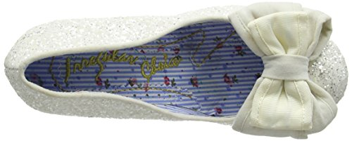 Irregular Choice - Ban Joe, Scarpe col Tacco Donna Avorio (Cream)