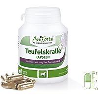 AniForte Teufelskralle Kapseln 100 Stk. - Naturprodukt für Hunde