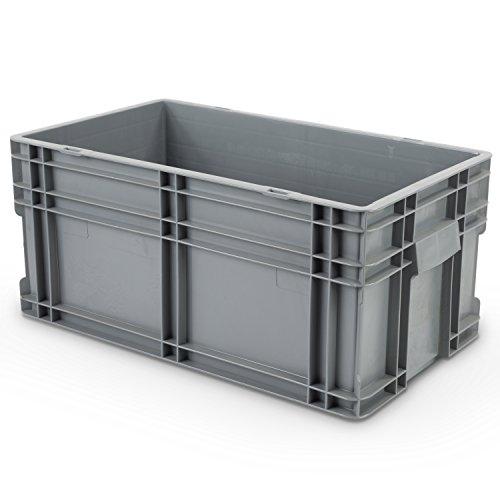 Hans Schourup Storage Euro Container–500x 290x 235mm 22601056, 27Litres Test