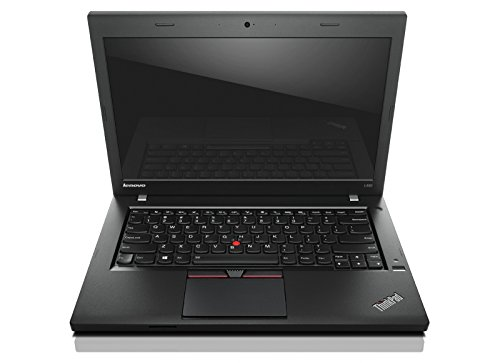 Lenovo ThinkPad L450 20DT - Core i5 5200U / 2.2 GHz - Windows 7 PRO 64-Bit/Windows 8.1 PRO 64-Bit-Downgrade - vorinstalliert Windows 7-8 GB RAM - 256 GB SSD TCG Opal Encryption 2