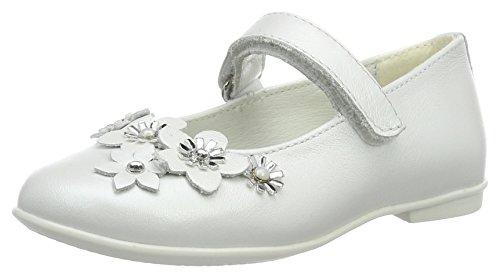 Primigi Pfr 7211, Ballerine Bambina, Bianco, 35 EU