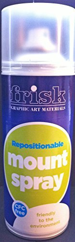 frisk-400-ml-repositionable-mount-spray-can-transparent