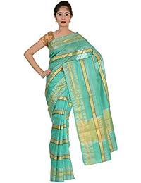 Paheli Silk Saree (Paheli015_Blue)