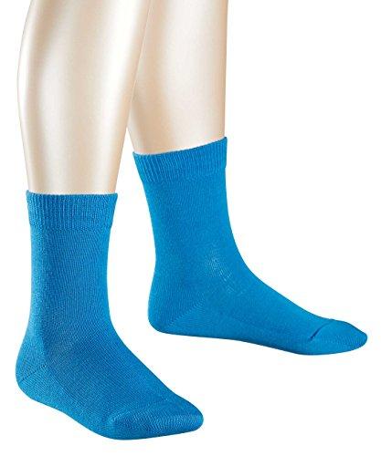 Preisvergleich Produktbild FALKE Family Jungen Socken, Blau (Regatta 6160), 27/30
