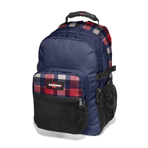 Eastpak Daypack Bookworm, checked black, 33 x 24 x 49 cm, 37 liters, EK132