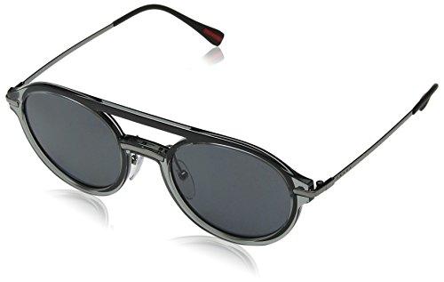 Prada Sport Herren 0ps 05ts Sonnenbrille, Grau (Grey/Polargrey), 51