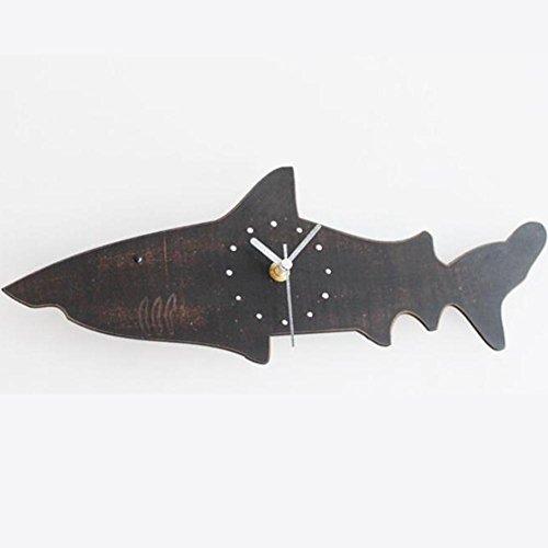retro-pour-faire-vieux-idyllique-mignon-gros-requin-couleur-de-bois-horloges-murales-salon-requin-su