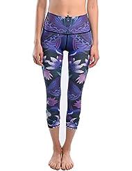 Mesdames mince a été fesses minces serré conditionné rapide extensible respirant respirant pantalons de yoga absorbant la transpiration pour Pant de fitness