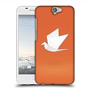 Snoogg origami cran 2893 Designer Protective Back Case Cover For Asus Zenfone 6