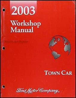 2003-lincoln-town-car-repair-shop-manual-original