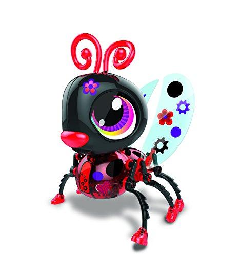 Build a Bot Marienkäfer ,MINT- Spielzeug für Kinder von 5-12 Jahren , Roboter-Bausatz von KD Germany