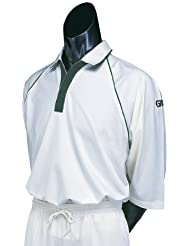 GM 70075818 - Camisa, color crema / verde, talla UK: Small Boys