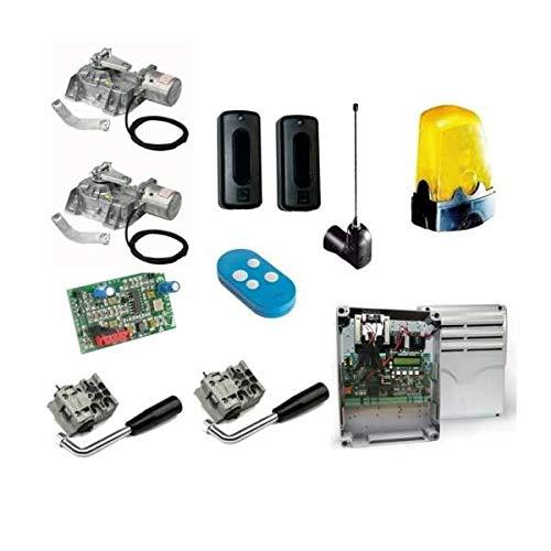 Came Kit FROG AE Automazione per cancelli a battente con motore interrato fino a 3,5 m per anta con encoder - Completo di sistema en tested 001U1924