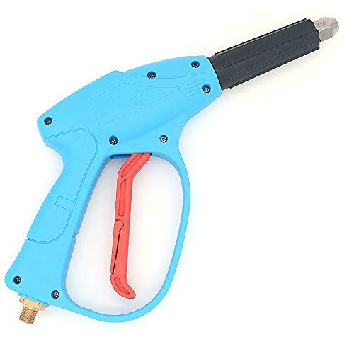 Nuzamas nettoyeur haute pression Vapeur Pistolet pulvérisateur à jet Lavage Nettoyant pour température maximum 200°C, voiture, DE CUISINE, Tapis, nettoyage à la vapeur