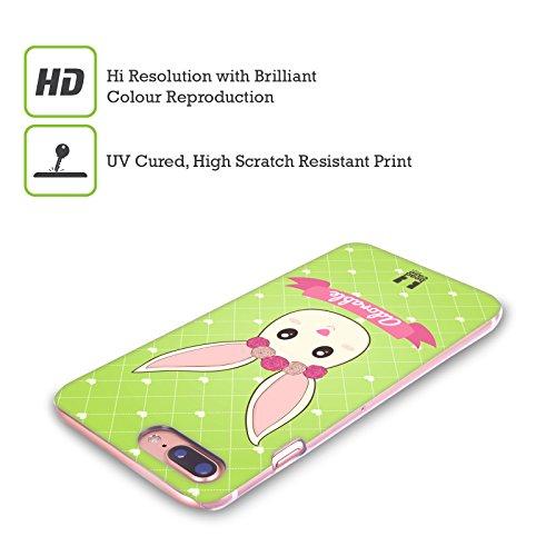 Head Case Designs Piastrelle Sofie Il Coniglietto Cover Retro Rigida per Apple iPhone X Adorabile