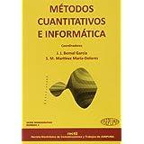 Métodos cuantitativos e informática (Manuales de Economía y Sociología)