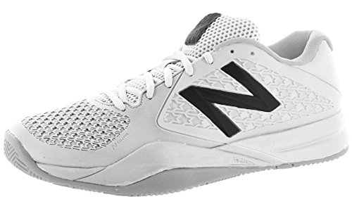 New Balance WC996 Donna Sintetico Scarpa da Tennis Bianco (bianco)