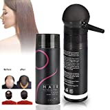 Hair Fibres, Hair Powder 5 Colors Professional Hair Loss Solution Concealer For Thinning
