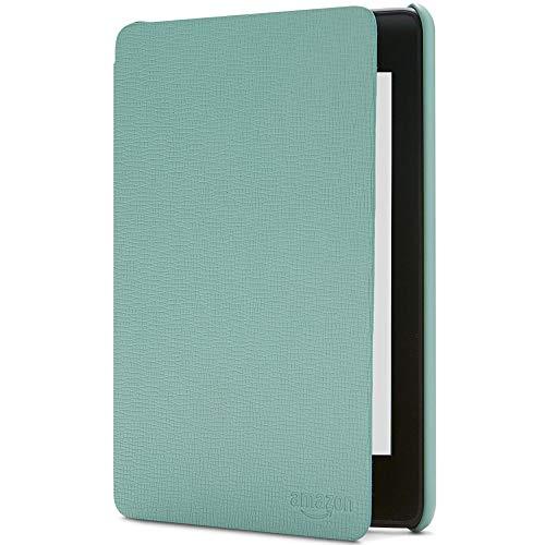Amazon Kindle Paperwhite-Lederhülle, kompatibel mit der 10.Generation (2018), Grün