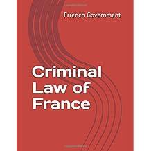 Criminal Law of France