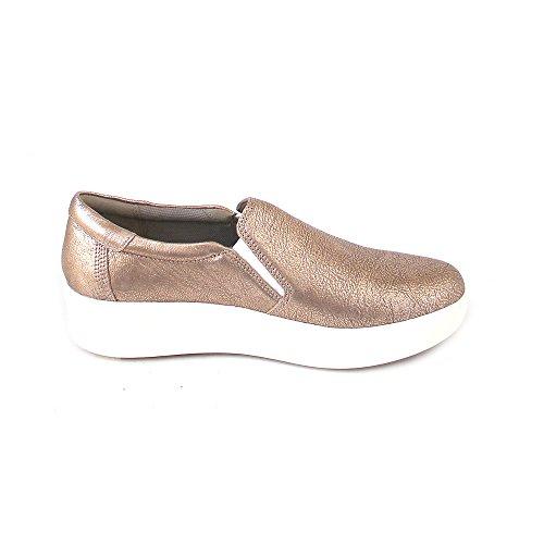 Timberland Frauen Beleg auf Schuhen mit Keil A1NZU Rosa metallico