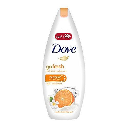 Dove Go Fresh Revitalize Bodywash, 190ml