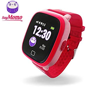 Elari - FixiTime 3 Smartwatch Reloj para Niños con GPS ...
