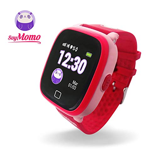 SoyMomo H2O Reloj GPS Inteligente