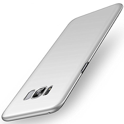 Samsung Galaxy S8 Etui Samsung Galaxy S8 Coque Pacyer® Nouveau Ultra Slim Légère Case Samsung Galaxy S8 Cover Back Shell Bumper para Samsung Galaxy S8 Smartphone