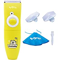 Decdeal Yijan Professional Mini Baby Children Kids Hair Clipper Trimmer Electric Hairdressing Tool