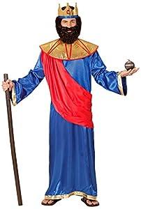 WIDMANN Sancto Biblical King - Azul (m/l) (túnica corona)