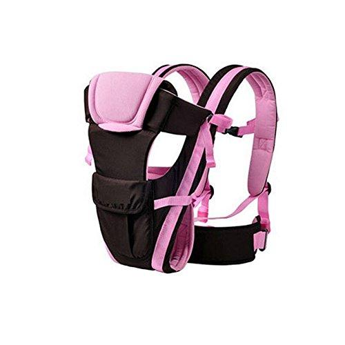 Preisvergleich Produktbild Set Baby Tragetasche Gagi-Meine-Welt-rosa und Babyflaschenthermometer 5462
