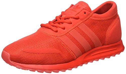 adidas los Angeles, Zapatillas para Hombre, Rojo (Core Red/Core Red/Core Red), 42 EU