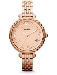 Fossil damen armbanduhr xs heather