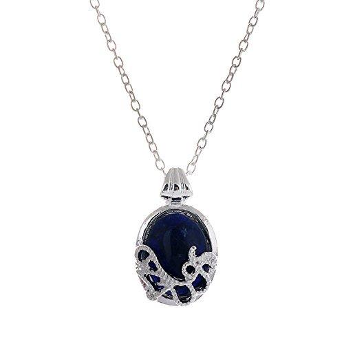 Diaries Daywalking Katherine Halskette Pendant Charme Halskette-Royal Blau (01003590) ()