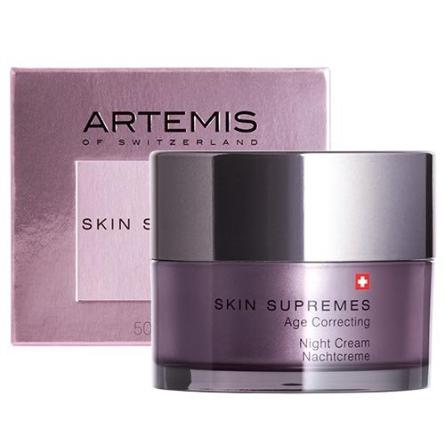 Artemis of Switzerland: Skin Supremes Age Correcting Night Cream (50 ml) (Age Supreme Maske)