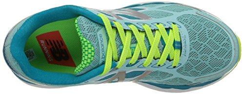New Balance W860GP5 Sneaker, Donna Azzurro (Teal/Green)