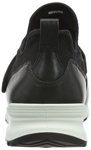 Ecco CS14, Baskets Basses Femme Noir (BLACK53960)