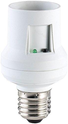 CASAcontrol Dimmbare Fassung: Funk-Lampenfassung, E27, dimmbar (Funkfassung)