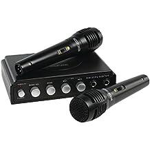 Konig HAV-KM11 - Reproductor para equipo de karaoke, negro