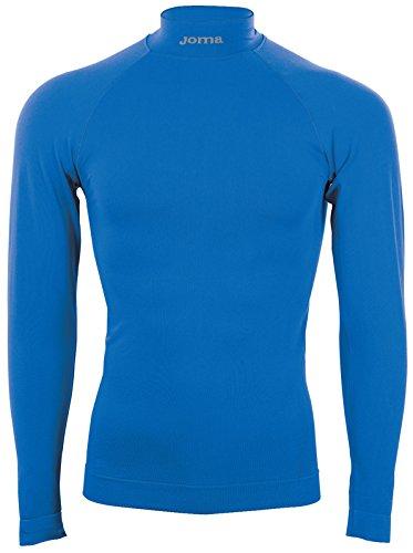Camiseta térmica unisex azul, tallas S/M. Joma Brama Classic