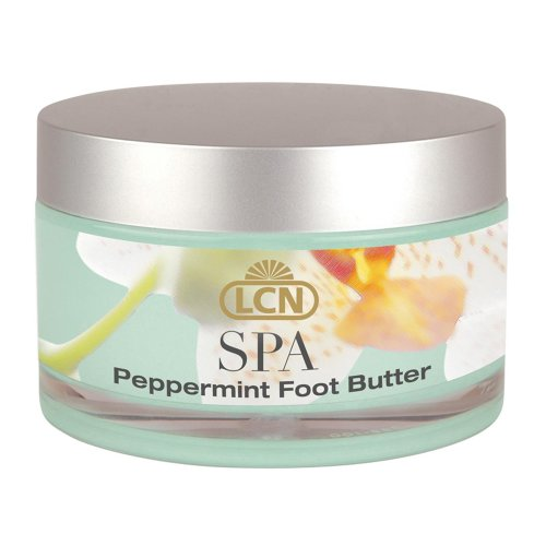 LCN Peppermint Foot Butter, 100 ml