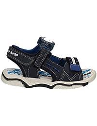 Super Jump 2974 Sandali Bambino Eco-pelle blu blu 25