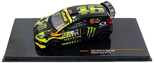 FORD FIESTA RS WRC # 46Monza Rally 2013Valentino Rossi 1: 43