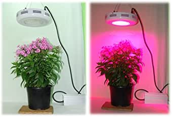 grow led ufo 90w rot blau mix wuchs bl te pflanzenlampe beleuchtung. Black Bedroom Furniture Sets. Home Design Ideas