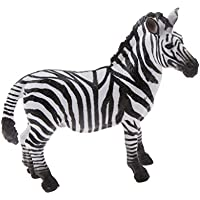 Juegos de Peluches Zoológico Modelo Animal Monigote Fauna Cebra Realista Niños