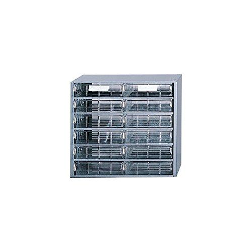 neoLab 2-1315 Kleinteilemagazin mit 4 Schubladen 175 mm x 277 mm x 59 mm