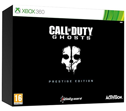 Activision Call of Duty: Ghosts - Prestige Edition, Xbox 360